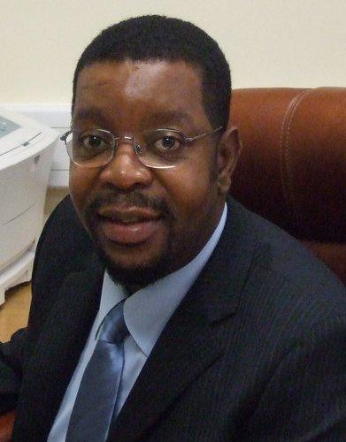 Reverend Louis McLeod