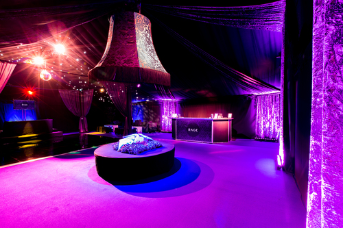RAGE Nightclub Luxury Interior