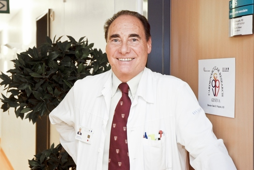 Dr Beat Walpoth