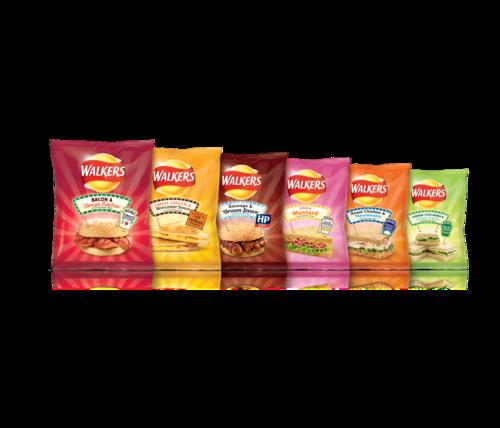 Walkers launch sandwich flavoured crisps