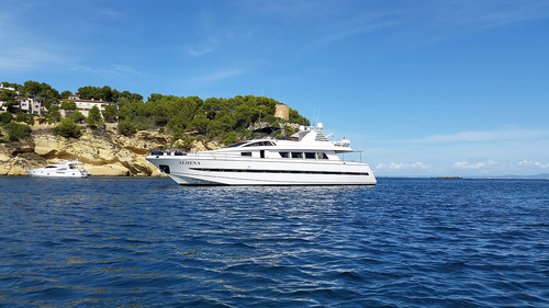 Luxury Super Yacht Lady Alhena