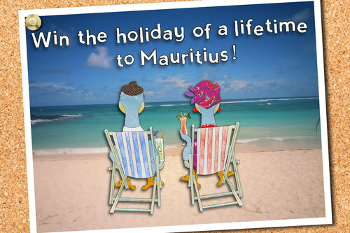 Win holiday of a lifetime to Mauritius!