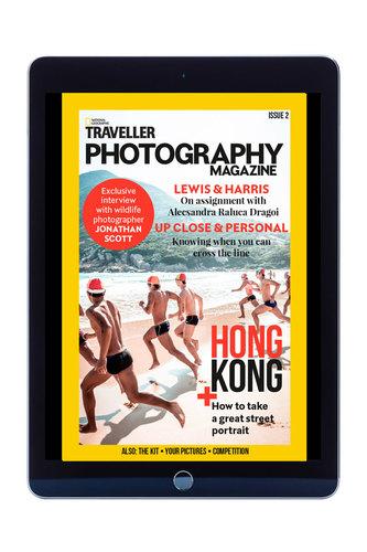 Nat Geo Traveller Photo Magazine app