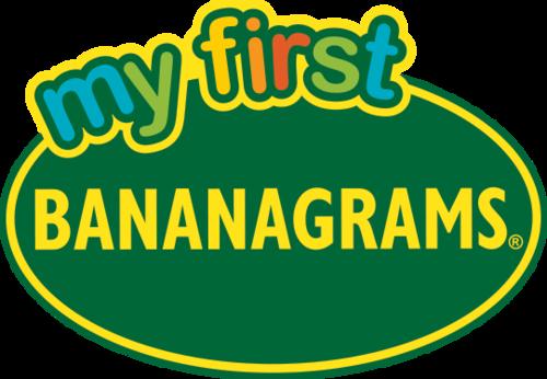 My First BANANAGRAMS logo