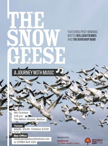a literary analysis of the snow geese by william fiennes William fiennes's latest book evokes his not- always-cheery childhood at broughton castle  meditative mood is similar to that of the snow geese (2002), fiennes's best-selling debut about .