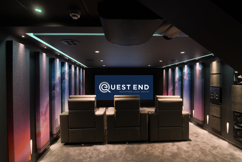 Quest End's Cinema-at-Home suite