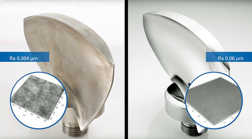 To find the best super finishing process visit Fin