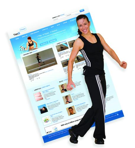Online alternative to fitness membership