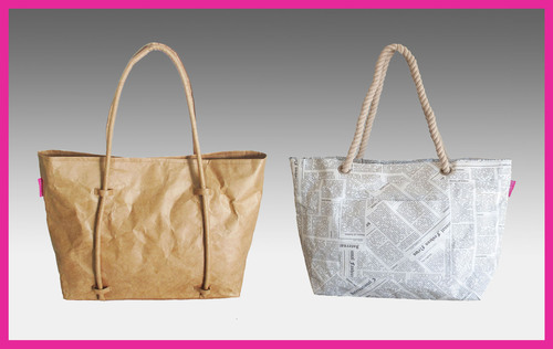 Two of BO-BORSA's most popular bags