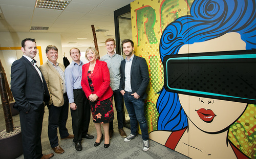 Immersive Tech NI founders and partners