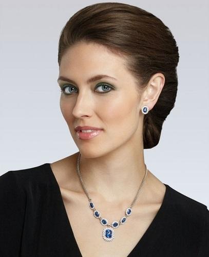 Majesty Diamante Necklace | &pound38