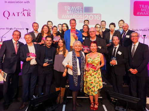 Travel Media Awards winners