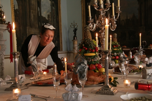 Shugborough Victorian Candlelit Evenings