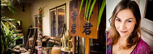 Angela Somwaiya Asian Antiques Expert