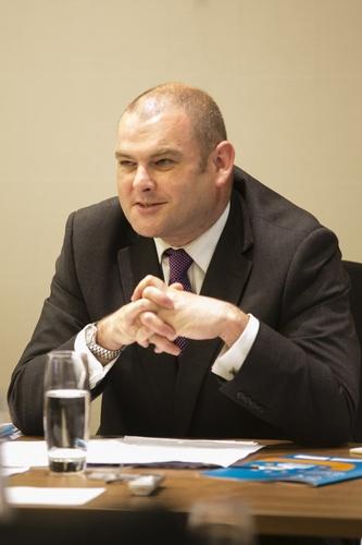 James Abbott, UK200Group President