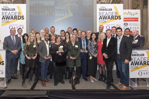 Winners of the Reader Awards