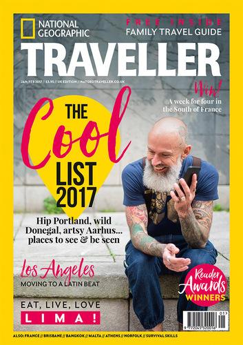 Nat Geo Traveller Jan/Feb 2017