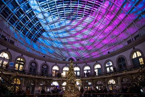 The Northern Lights at Corn Exchange