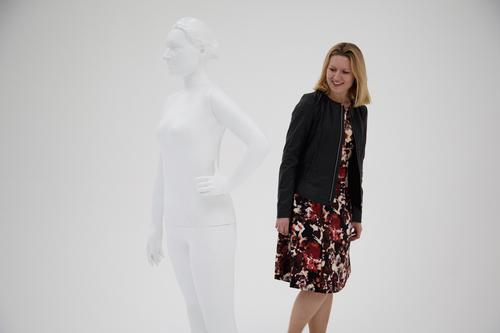 Harriet Meets Her Mannequin
