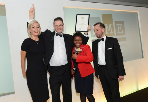 Undefeeted at the SME Surrey Awards