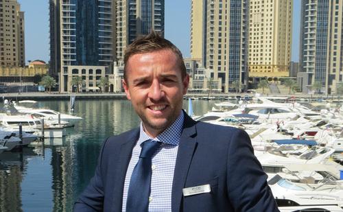 Ross McLetchie, Director of Sales ME
