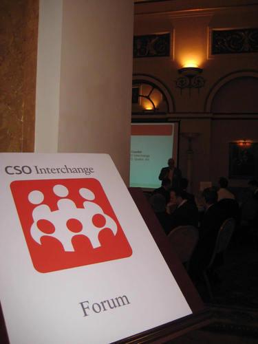 CSO Interchange Forum