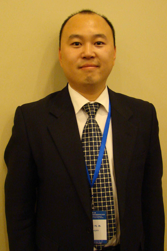 Leo Shi, new Asia-Pacific Sales Manager.