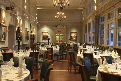 The Long Room at Lord's