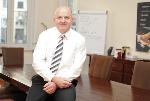 Charles Smethurst, CEO