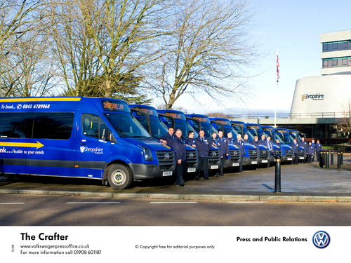 Crafter Minibuses