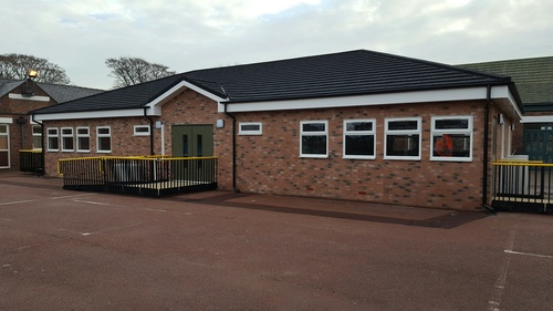 Broadoak Primary School's new classrooms