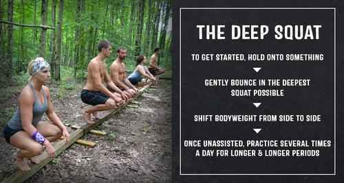 The Deep Squat