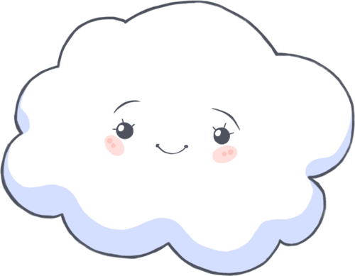 Cumulus wants to meet new cloud friends