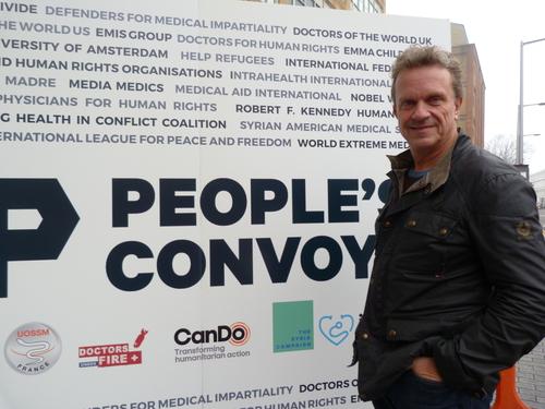 Conference founder Mark Hannaford
