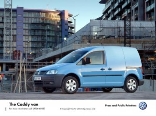 The Caddy Van