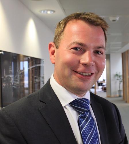 Neil Robertson, CEO, NSAR
