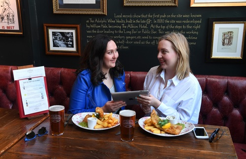 Nicholsons Pubs Research Discovers 57% o