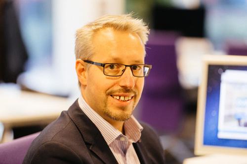 Expert speaker Simon Schnieders