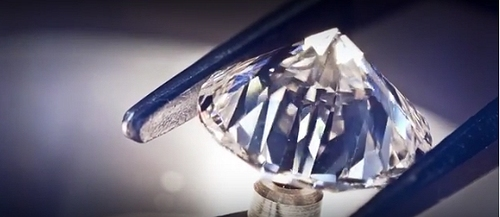 How to grade a diamond at the HRD Lab