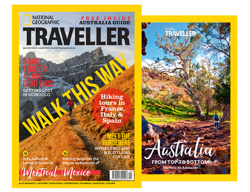National Geographic Traveller May 2017