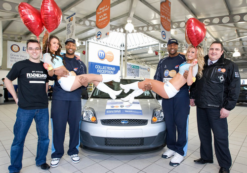 Win a car for your beloved at Valentines