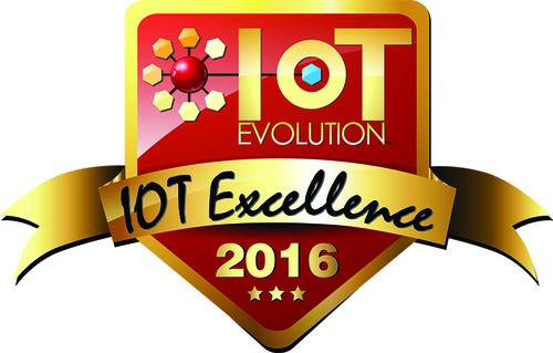 2016 IoT Excellence Award