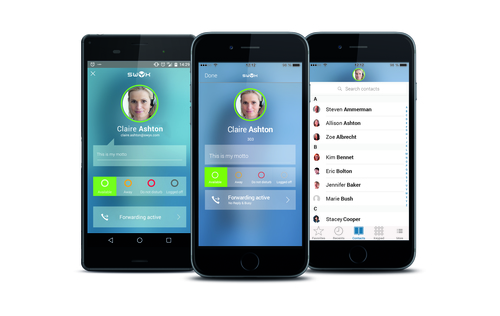 Swyx's new mobile UC app for iPhone