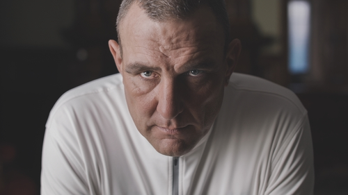 Vinnie Jones appears in a Leeds Utd Film