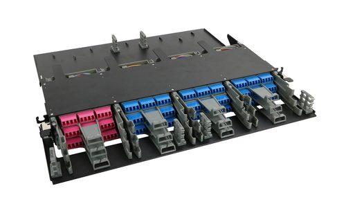 Enbeam HD 144 Port Cassette Panel