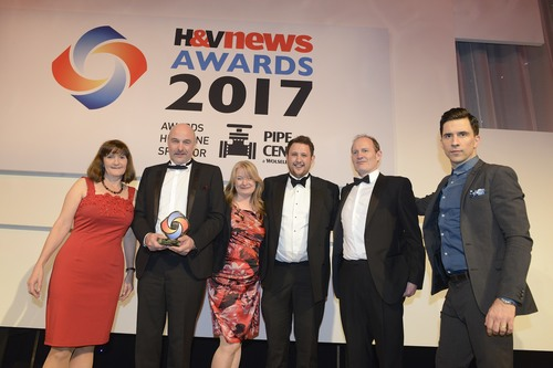 Vent-Axia Wins Two Major Awards