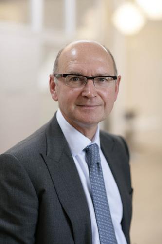 Paul Bainsfair, CEO for Europe, iris