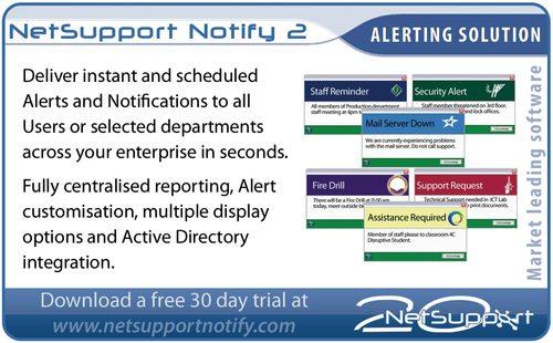 NetSupport Notify