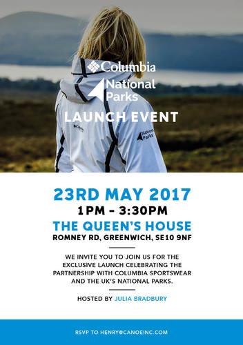 Columba Sportswear & National Parks