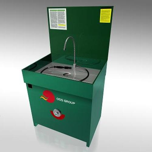 The new OSS Parts Washer